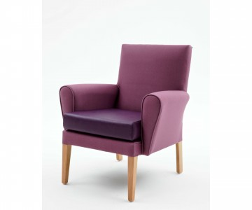 Care Home Chair Without Wings Added To The Kirkstall Range