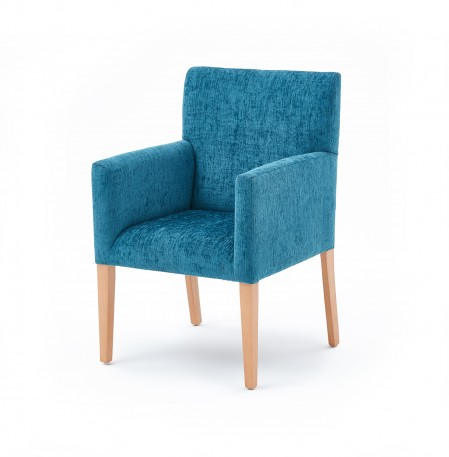 Kensington low back tub chair
