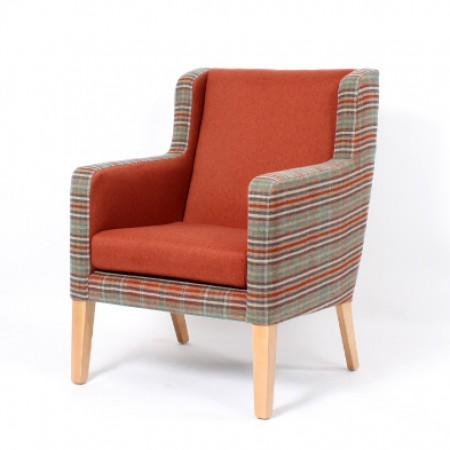 Arran mid back lounge chair
