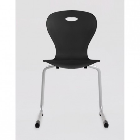 Vista, reverse cantilever chair