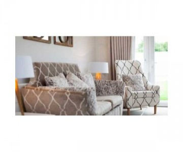 Care Home Chairs In Contemporary Show Flat