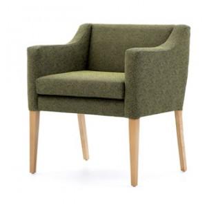 Barra - loose seat cushion tub chair