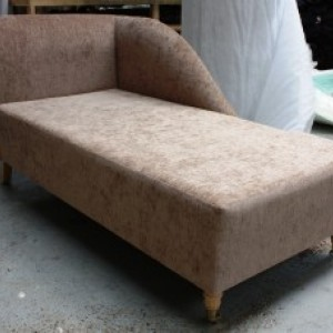 Bespoke Contract Furniture - Spotlight On A Recent Chaise Longue