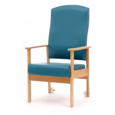Cambridge high back hospital chair