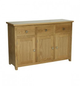Sideboard, 3 door, 3 drawer