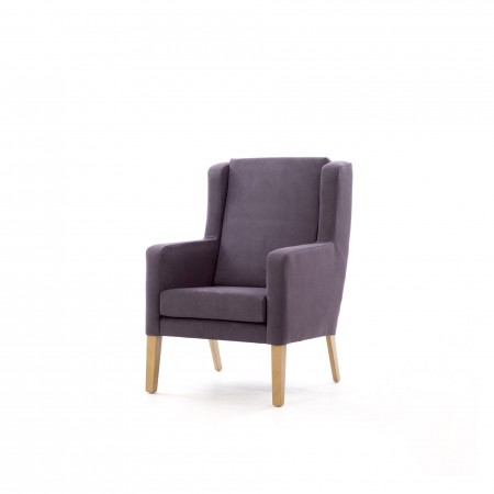 Colonsay high back lounge chair