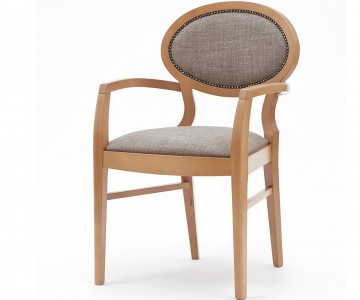 NEW Odolo contract chair adds sophistication to hotels, restaurants or care homes