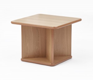 Dining table, cruciform, extreme