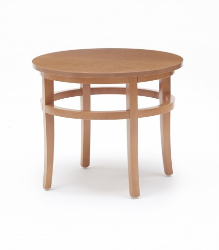 Chatsworth low coffee table, standard finish