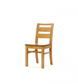Extreme, tough, polished dining chair for challenging behaviour settings such as autism, learning difficulties