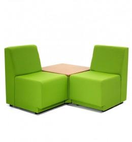 Bench Seating, Breakout/Reception, Modular