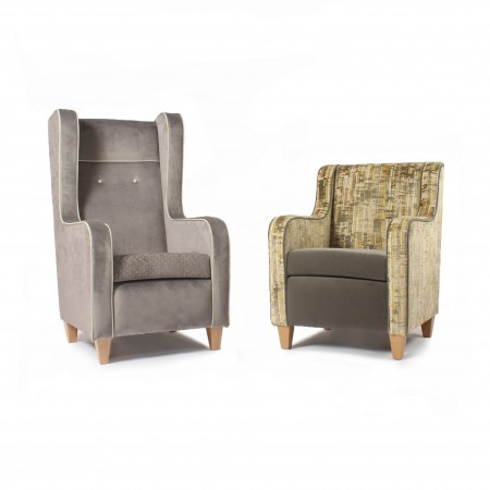 Solway high back chair