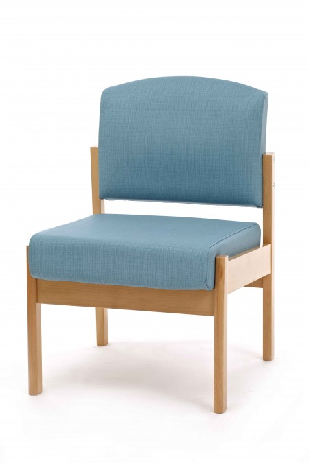 Cambridge low back hospital chair