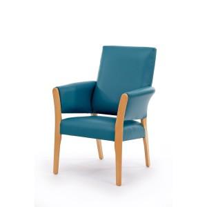 Worsborough, hygiene gap hospital chair