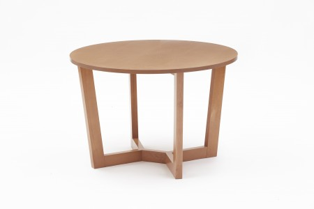 Newby coffee table, round, standard finish