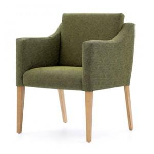 Barra - loose back cushion tub chair