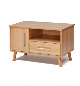 TV unit, 1 drawer, 1 shelf