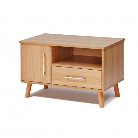 Manhattan TV unit, 1 drawer, 1 shelf