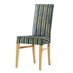 Enna high back dining chair