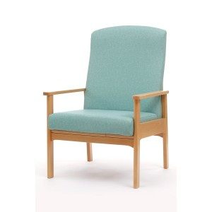 Cambridge bariatric hospital chair