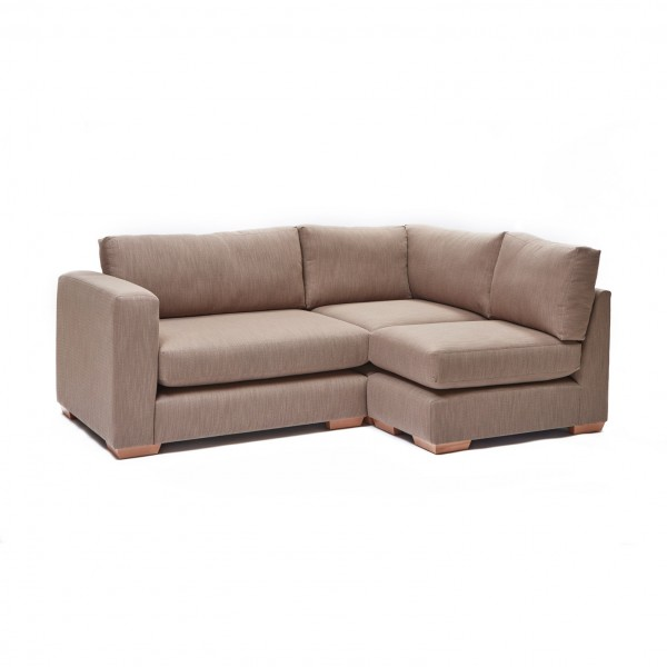 Small Corner Sofa No Arms: Corner Sofas / Stockholm Modular, 2 Seater, No Arm
