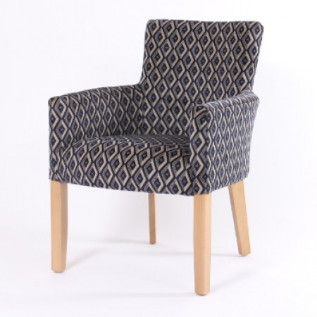 Canterbury tub chair
