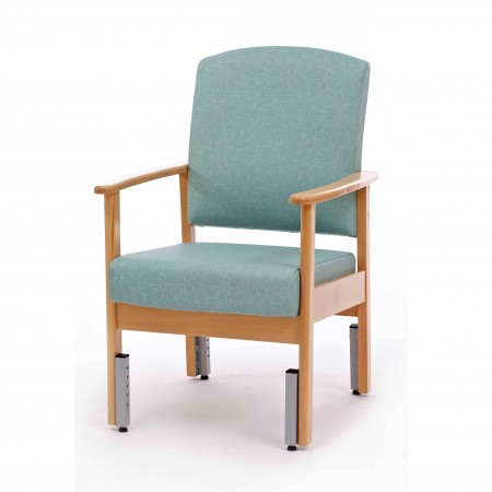 Cambridge mid back hospital chair
